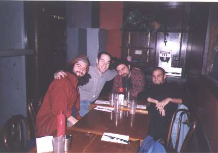 Brithday With Dan, February 2000